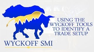 Using the Wyckoff Tools to Identify a trade setup
