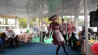 """Ансамбль """"Мерани""""Танец """"Рачули""""23.09.2018"""