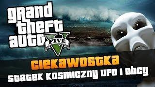 GTA V | Statek kosmiczny UFO w GTA V | Ciekawostki w GTA V [#3]