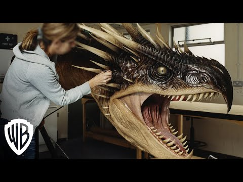 Harry Potter And The Prisoner Of Azkaban | Inside The Creature Shop | Warner Bros. Entertainment