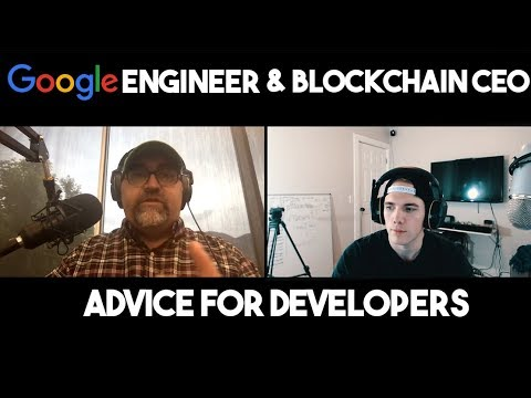 Ex-Google Engineer and Blockchain CEO Drops Wisdom (Interview Highlights)