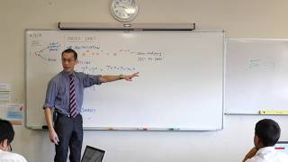 Multiplying/Dividing Indices (3 of 3: Considering division)