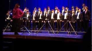 SvordomsVisan Snapsakademiens vårkonsert 2012