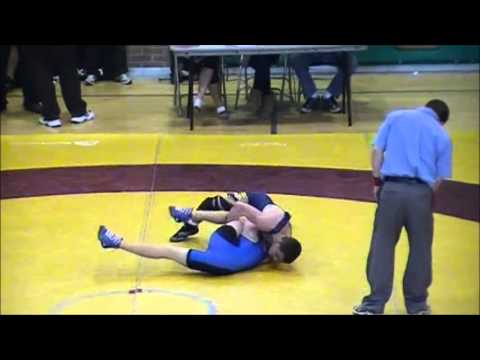 High School Wrestling Highlights