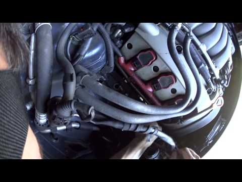 Audi A4 3.0 V6 - Valve Covers Gaskets Replacement