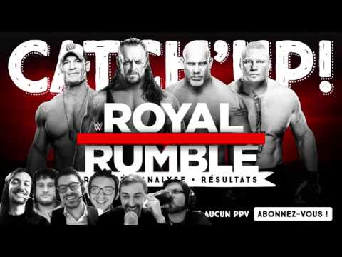how to watch royal rumble 2017 free