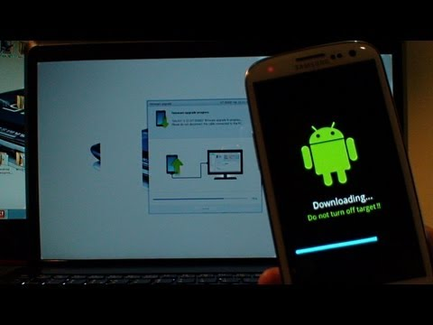 How To Update Samsung Galaxy S3 / Note 10.1 / Note 2 Firmware Using Kies