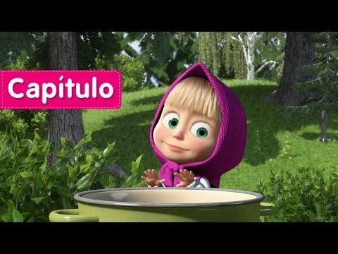 Masha y el Oso - Día de mermeladas 🍒 (Capítulo 6)