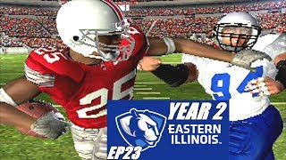 GAVE UP 100 POINTS? - EASTERN ILLINOIS DYNASTY - NCAA FOOTBALL 06 - EP23