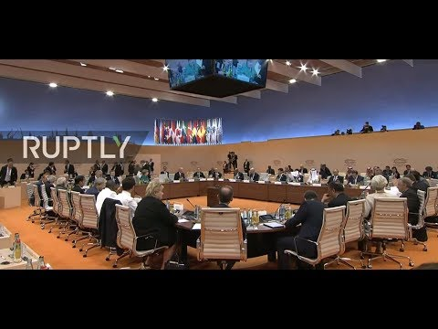 LIVE: G20 Summit in Hamburg - Day 2