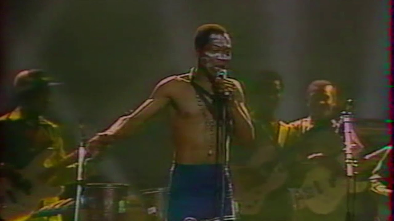 """Download FELA live in Paris 1986 - Horns solos """"Beasts Of No Nation"""""""