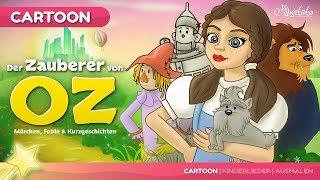 Der Zauberer von OZ märchen   Gutenachtgeschichte für kinder