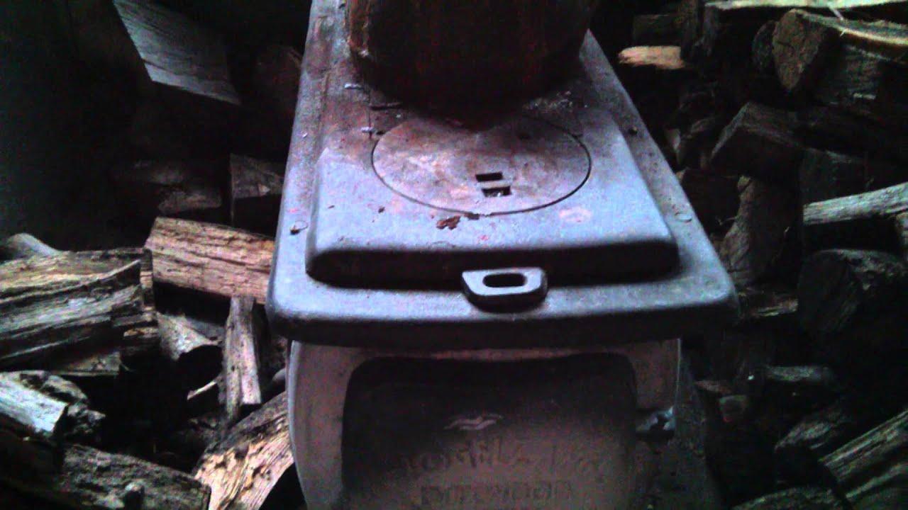 Harbor Freight Vogelzang Bx26e Cast Iron Boxwood Heater