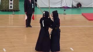 65th All Japan Kendo Championship 60   Quarter Final, Sanada vs Hatakenaka