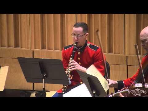 MOZART Clarinet Quintet, K. 581: Mvt. 1, Allegro -