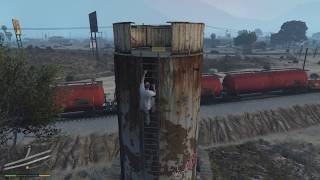 GTA V Story Mode#13 Rampage Rednecks and Nervous Ron By GameOn2704