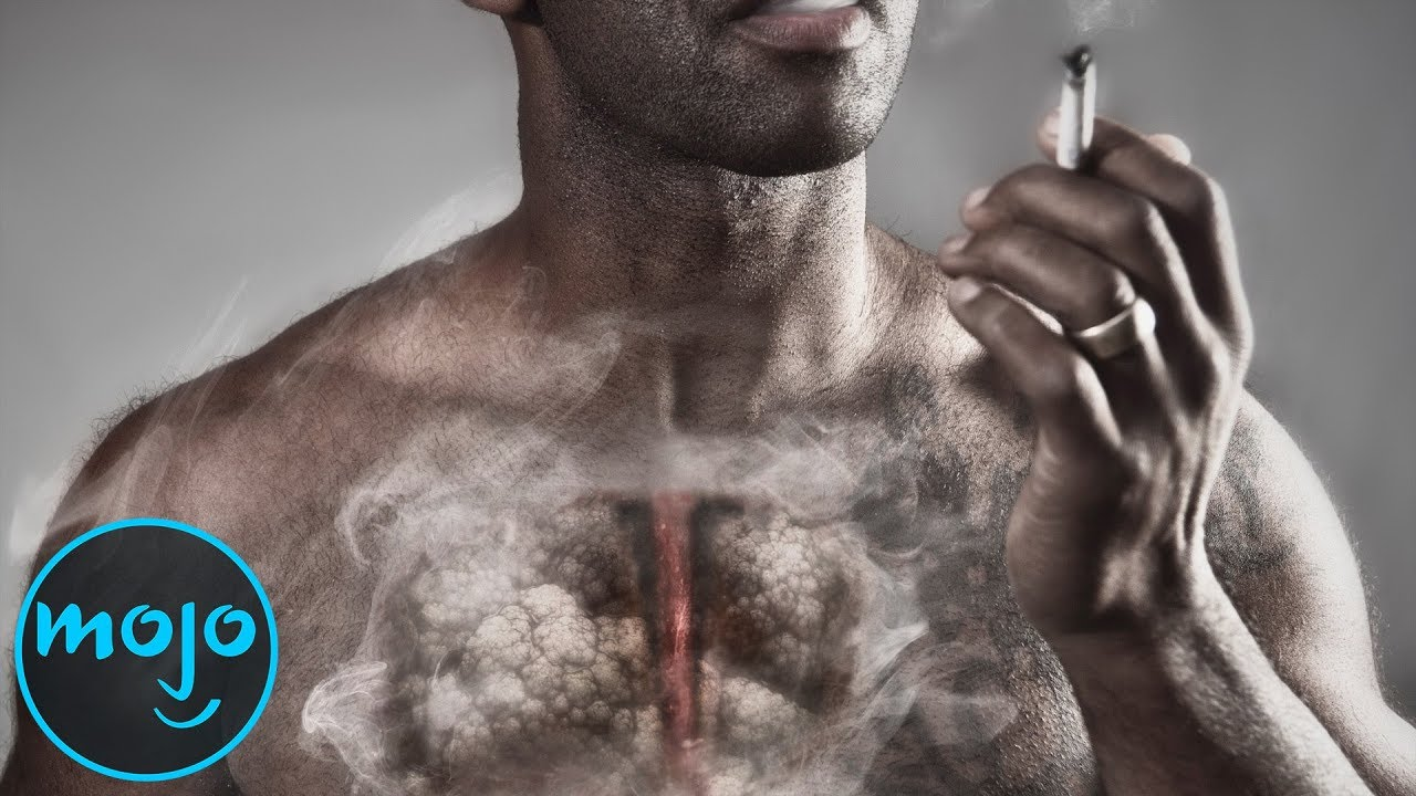 Top 10 Terrible Things Smoking Does To Your Body Youtube