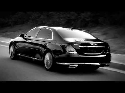 2017 Genesis G90 Perfect Sedan
