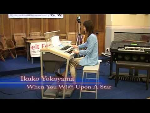 Ikuko Yokoyama - When You Wish Upon A Star [Preview]