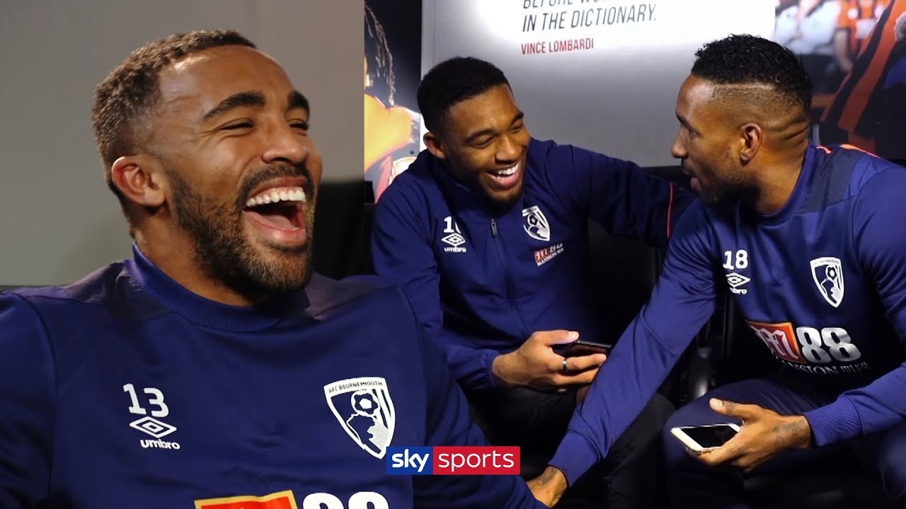 How much do Wilson, Defoe and Ibe know about each other?! | Exclusive Interview