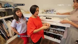 Teh Sarah Dan Mumu Intip Koleksi Sepatu Alika
