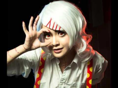 Косплей-сценка по аниме Tokyo Ghoul (Токийский гуль) [M.Ani.Fest 2015]