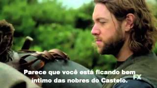 """The Bastard Executioner  - Promo - Episódio 1x05 """"Piss Profit/Troeth Elw"""" - Trailer Legendado"""