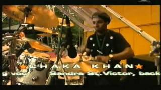 Chaka Khan  -  What Cha´ Gonna Do For Me, Live In Pori Jazz 2002 (2.)