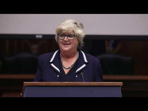 2019 National Whistleblower Day - Sherron Watkins