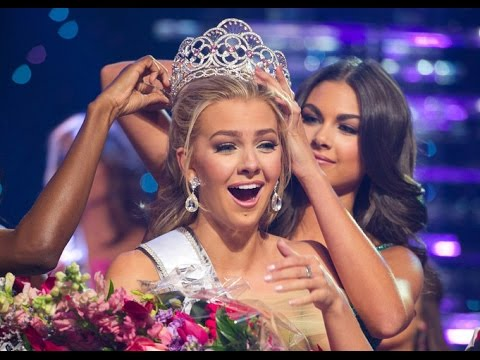 Karlie Hay, from Texas is crowned Miss Teen USA 2016