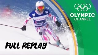 Telemark Skiing Team Parallel Sprint | FIS Telemark World Championship 2017 | Re-Live