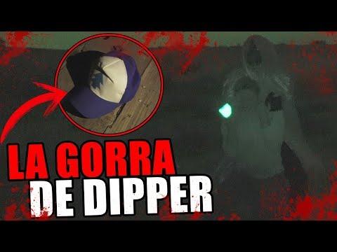 Encuentro la GORRA de DIPPER de GRAVITY FALLS
