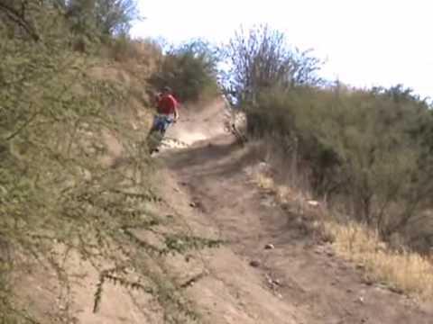 NaNo BiKe... Cerro La Ballena