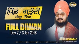 Full Diwan - Mansa - Day 2 - 3 Jan 2018