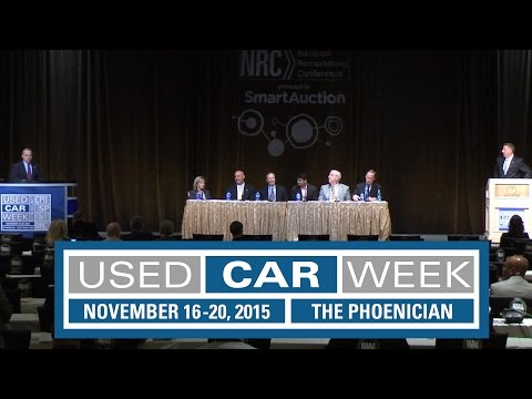 The National Panel - Opportunities and Hurdles Facing the American Used Car Industry in 2016