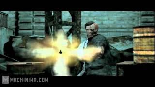 Batman Arkham City Lockdown Launch Trailer français