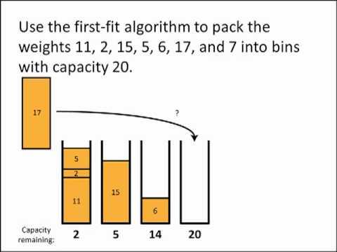 bin box problem algebra