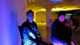 RESF 2010 Interview with [K] hsp & ouch by esports.lt
