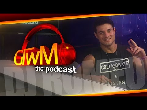 """GTWM S04E119 - DJ Romeo Cavalcante says, """"If your partner is cheating, treat him/her as your fubu."""""""