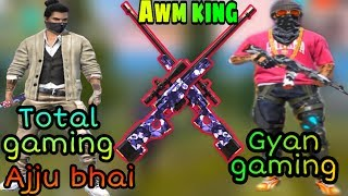 Gambar cover Awm king ?    Gyan gaming Vs Total gaming which is best ?