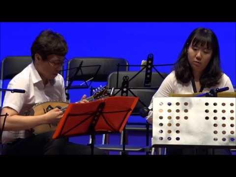 20170624 String Quartet K.172 1st - Animato Mandolin Ensemble
