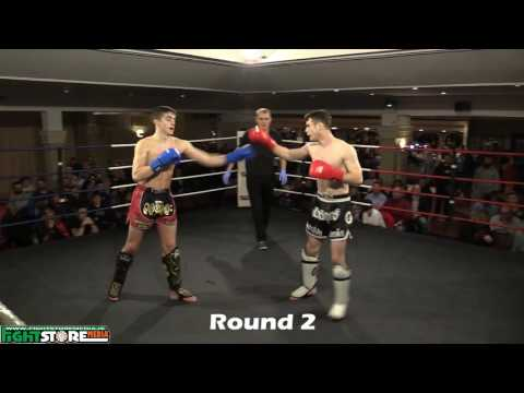 Dylan O'Connor vs Luke O'Duinnshleibhe - The Showdown 5