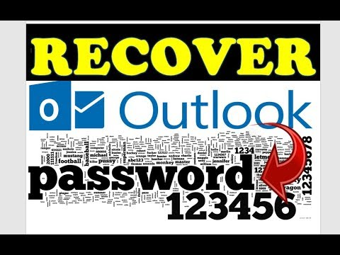 How To Recover Outlook Forgotten Password ✔ Outlook Reset Simple Steps | Get Smart