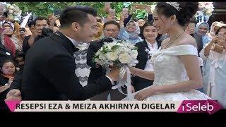 Video Meriahnya Resepsi Pernikahan Eza Gionino dengan Meiza Aulia, Sang Ibu Tak Hadir - iSeleb 24/09 download MP3, 3GP, MP4, WEBM, AVI, FLV September 2018