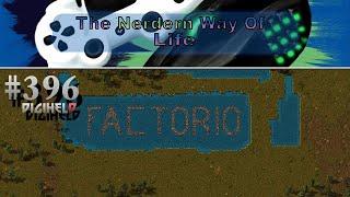 Let's Play Factorio #396 | Erstmal durchartmen und dann Produktivität produzieren