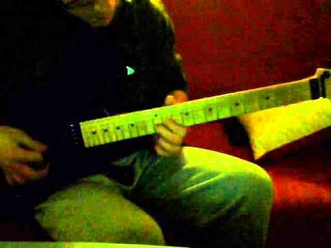 Fumiko Orikasa - Hoshi No Hate (Intro instrumental Guitar Cover)