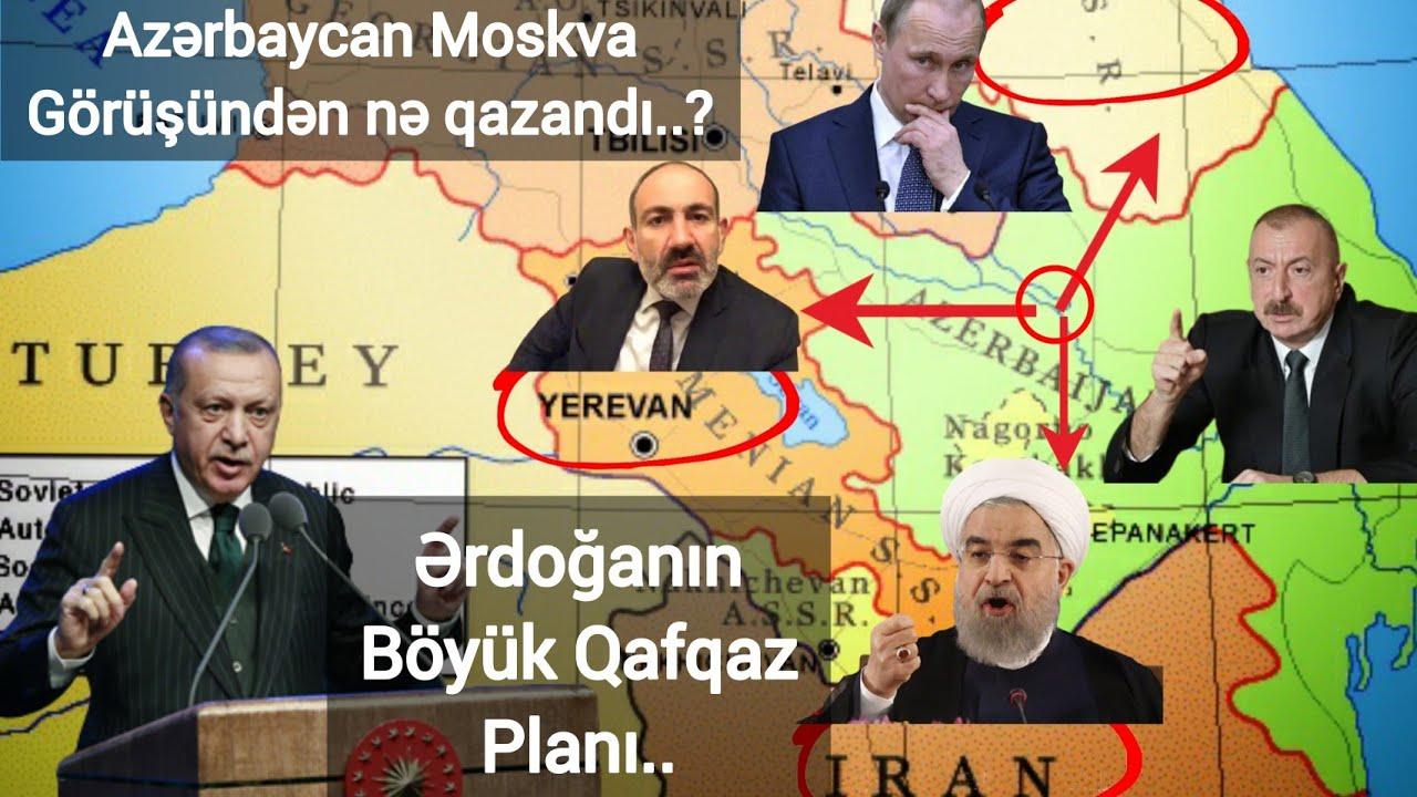 Azərbaycan Moskva görüşündən nə qazandı..?
