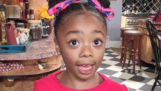 SKAI JACKSON on Debby Ryan's New Show JESSIE!