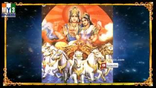lord surya narayana songs surya ashtakam bhakthi