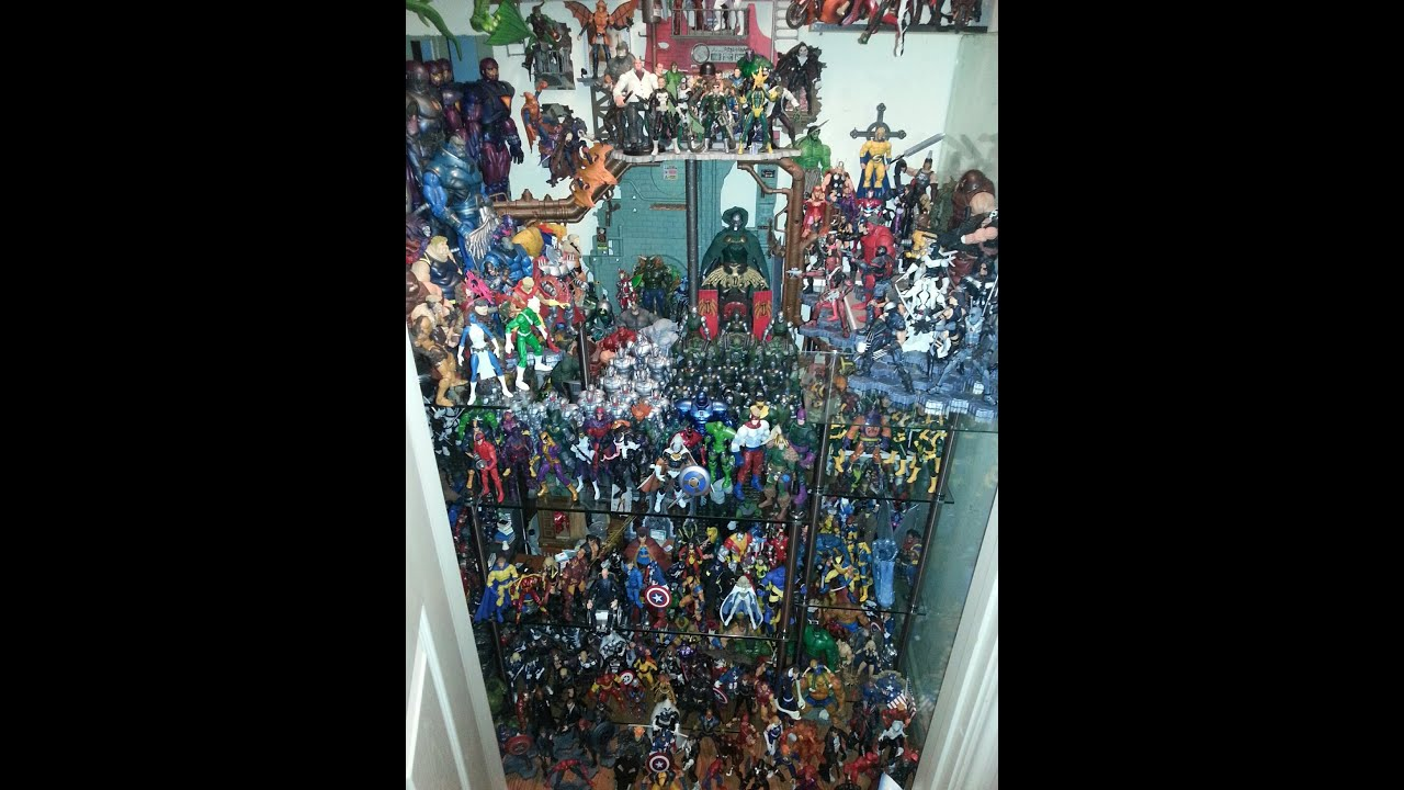 marvel legends collection 2015 youtube